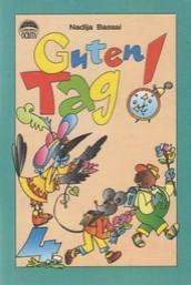Німецька мова (Guten Tag!) 4 клас. Басай Н.П.