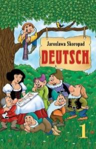 Німецька мова 1 класс. Скоропад Я.М.