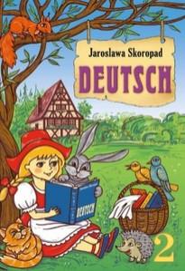 Німецька мова 2 класc. Скоропад Я.М.